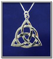 Triquetra Pendant - Free shipping on orders over $50 at Gryphon