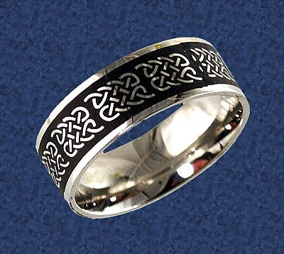 Celtic Links Ring