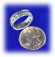 Claddagh Band - Clearance Jewelry, Clearance