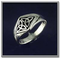 Double Point Celtic Ring - Clearance Jewelry, Clearance