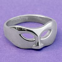 Steel Mask Ring