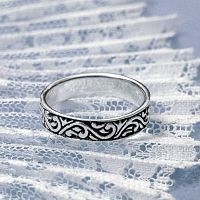 Silver Medieval Ring