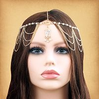 Pearl Loop Headpiece