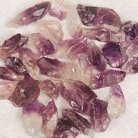 Natural Amethyst Points - Crystals, Altar Accessories
