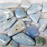 Blue Lace Agate Gemstones