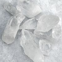 Large Quartz Points