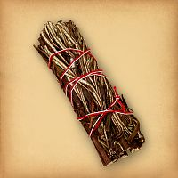 Yerba Santa Smudge Bundle - Sage and Smudging, Magical Tools, Altar Accessories