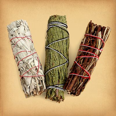 Smudge Bundle Sampler