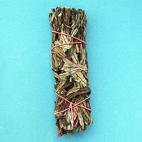 Yerba Santa Smudge Bundle - Sage and Other Herbs, Magical Tools, Altar Accessories