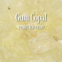 Gum Copal Resin Incense