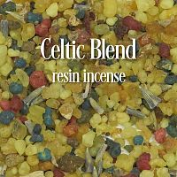 Celtic Blend Resin Incense