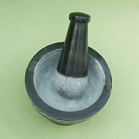 Celtic Mortar and Pestle