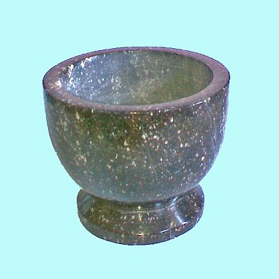Soapstone Mortar and Pestle - Misc Magical Supplies, Altar Accessories, Kitchen Accessories, Mortar & Pestles
