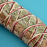 Sage Plus Four Directions (Sage, Sweetgrass, Tobacco, Cedar)
