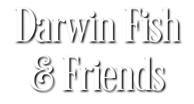 Darwin Fish & Friends