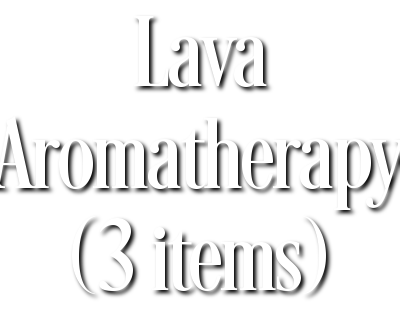 Search Results for Lava Aromatherapy (3 items)