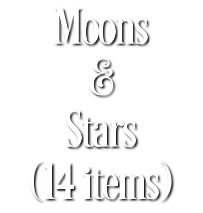 Search Results for Moons & Stars (14 items)