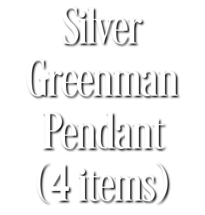 Search Results for Silver Greenman Pendant (4 items)