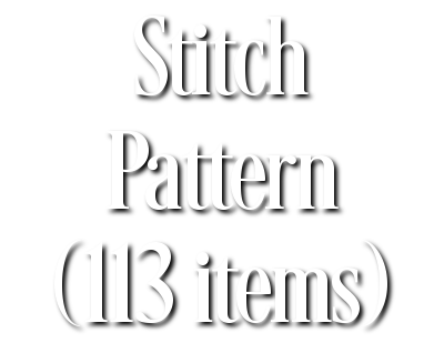 Search Results for Stitch Pattern (113 items)