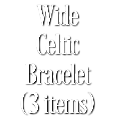 Search Results for Wide Celtic Bracelet (3 items)